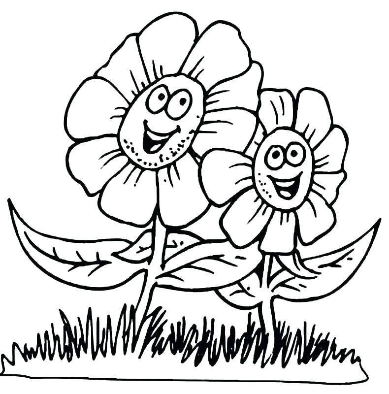 790x800 Spring Coloring Sheets Free Free Springtime Coloring Pages