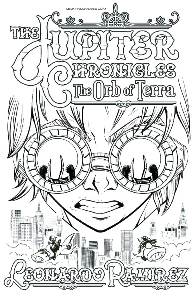 634x956 Creative Inspiration Steampunk Coloring Pages Dover Publications