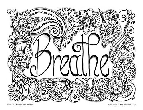 500x386 Stress Relief Coloring Pages Luxury Free Stress Relief Coloring