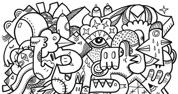 Free Stress Relief Coloring Pages at GetDrawings | Free ...