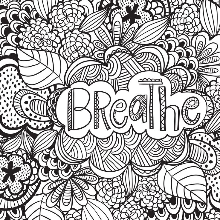 Free Stress Relieving Coloring Pages at GetDrawings.com ...