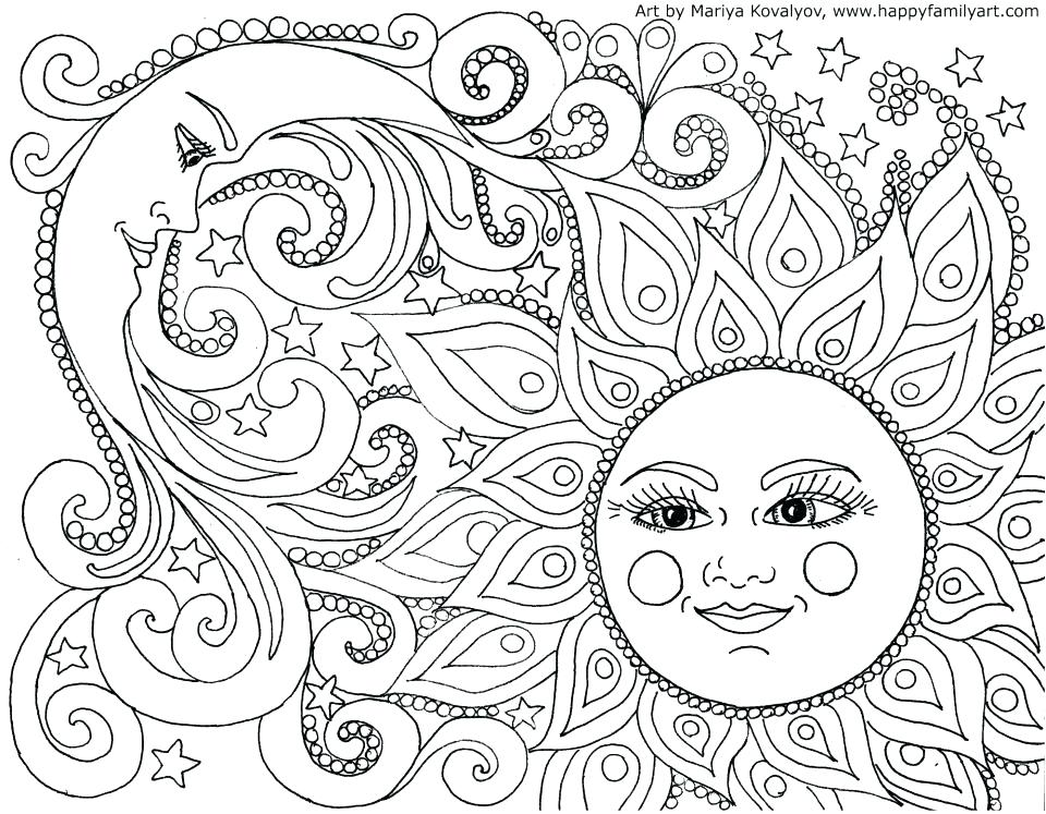 Free Summer Coloring Pages For Adults At Getdrawings Com Free For