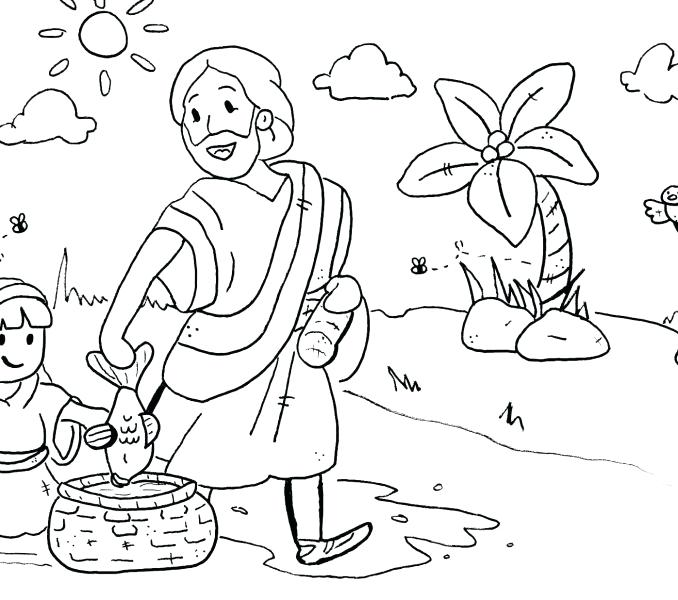 678x600 Free Sunday School Coloring Pages Free Sunday School Coloring