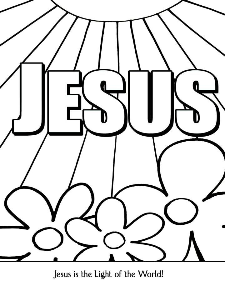 720x931 Free Sunday School Coloring Pages Free Sunday School Coloring