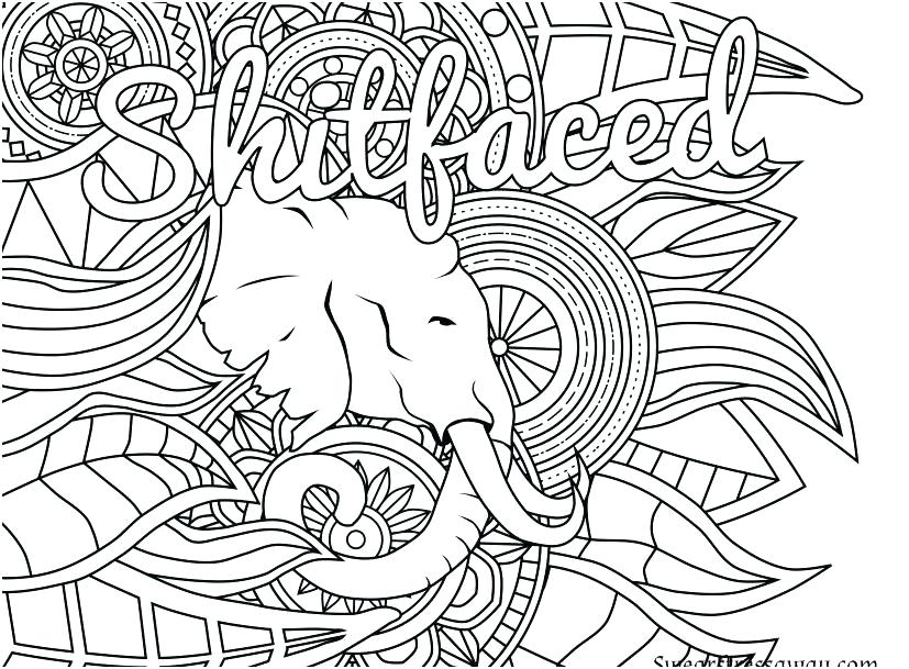 827x609 Swear Word Coloring Pages Together With Swear Word Coloring Pages