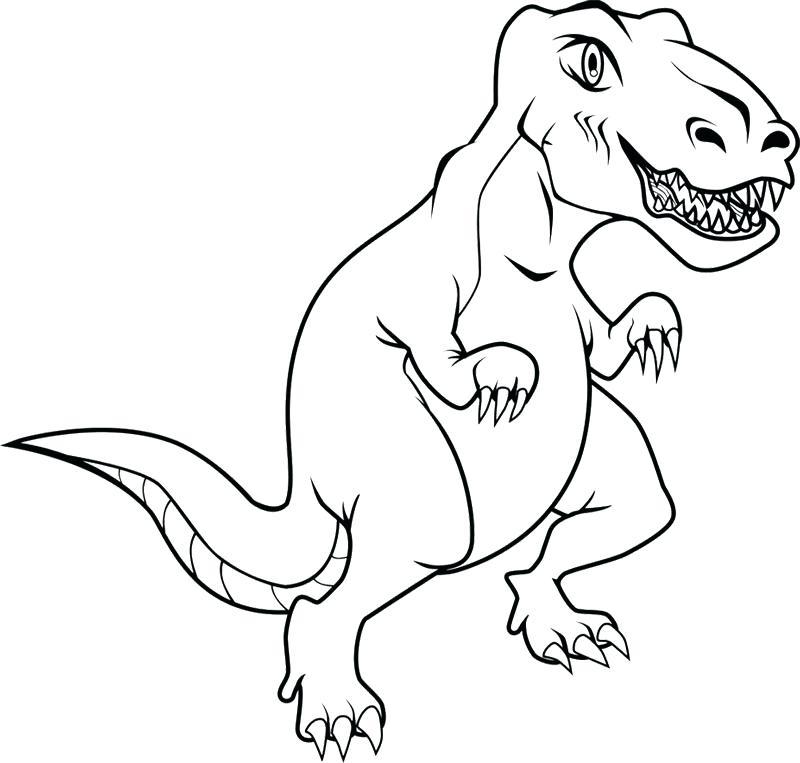800x763 Tyrannosaurus Rex Coloring Page Amazing Tyrannosaurus Coloring