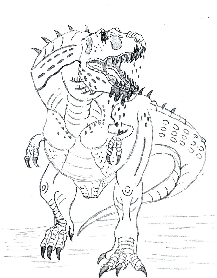 900x1153 Coloring Pages T Rex Coloring Pages Free Express T Rex Coloring