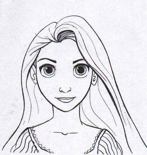 Free Tangled Coloring Pages At Getdrawings Com Free For Personal