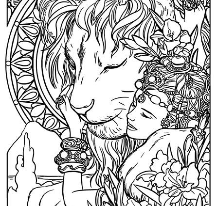 446x425 Free Tarot Coloring Pages Best Coloring Art Images