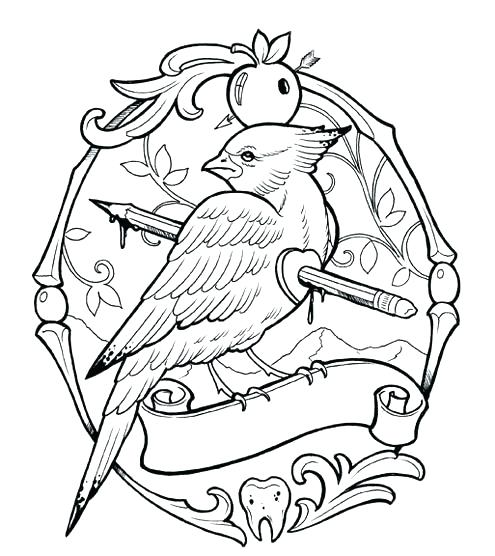 495x556 Tattoo Coloring Pages Printable Free Tattoo Coloring Pages Tattoo