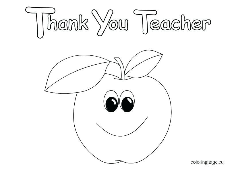 822x595 Best Teacher Coloring Pages Best Teacher Coloring Pages Teacher