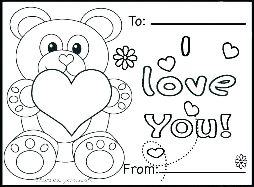 960x706 Teddy Bear Color Page Teddy Bear Pictures To Color Coloring Pages