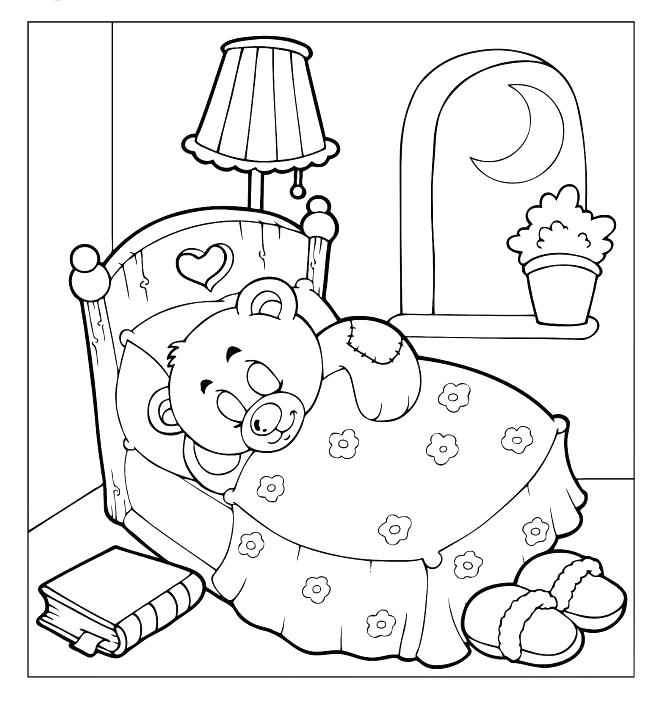 661x707 Teddy Bear Coloring Pages Teddy Bear Coloring Pages Teddy Bear