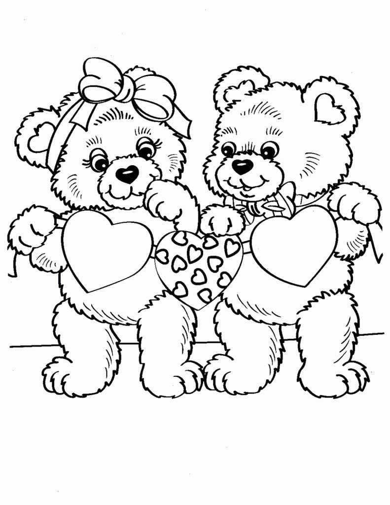 791x1024 Fresh Cartoon Bear Coloring Pages Design Printable Coloring Sheet