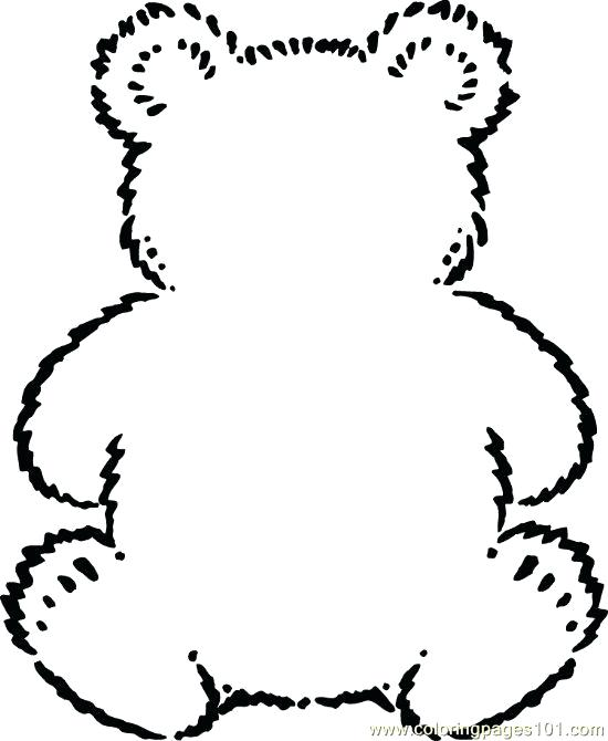 550x670 Coloring Page Free Bear Coloring Pages Coloring Page Free Teddy