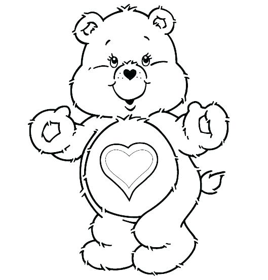 529x554 Coloring Pages Bears Bears Coloring Pages Bear Coloring Pages Free
