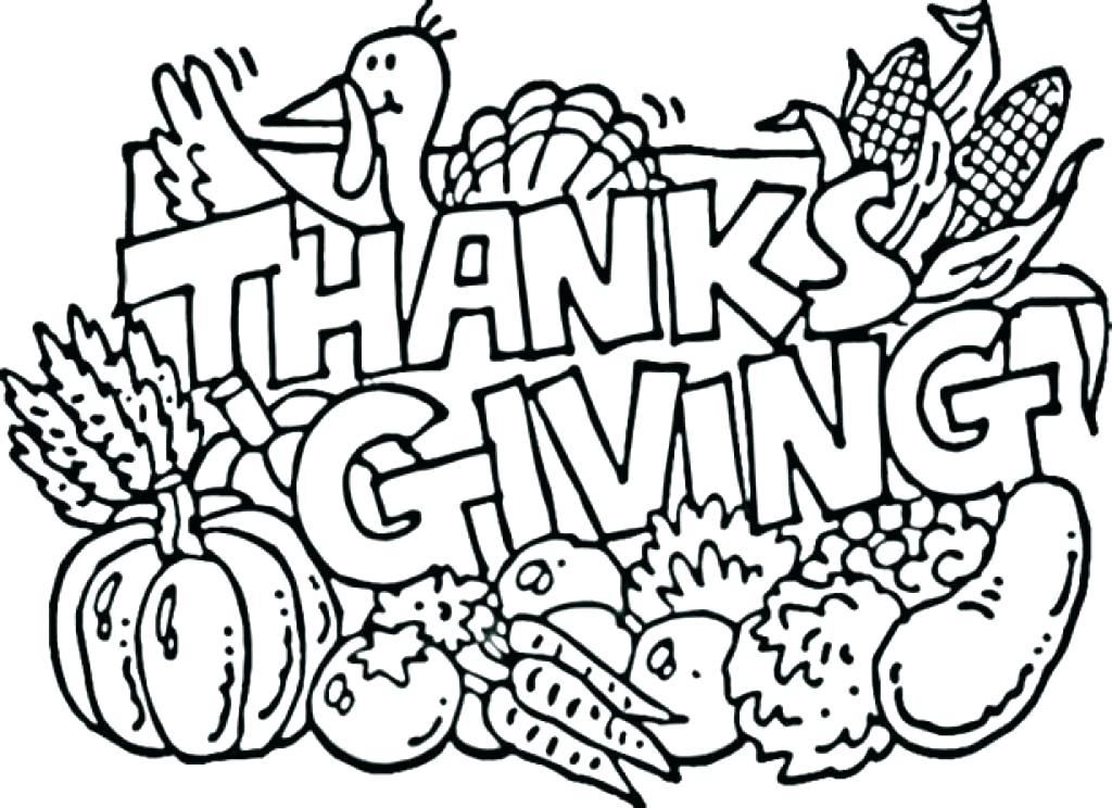 1024x744 Kids Thanksgiving Coloring Pages Coloring Page Color Sheets