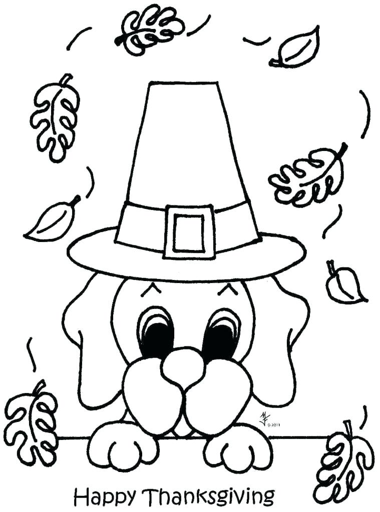 759x1024 Free Thanksgiving Coloring Sheets