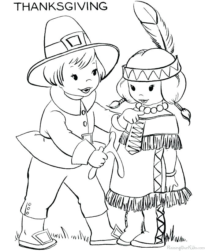 670x820 Free Thanksgiving Coloring Pages Printable Thanksgiving Coloring