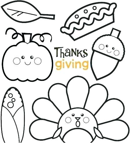 Free Thanksgiving Coloring Pages For Kids At Getdrawings Com Free