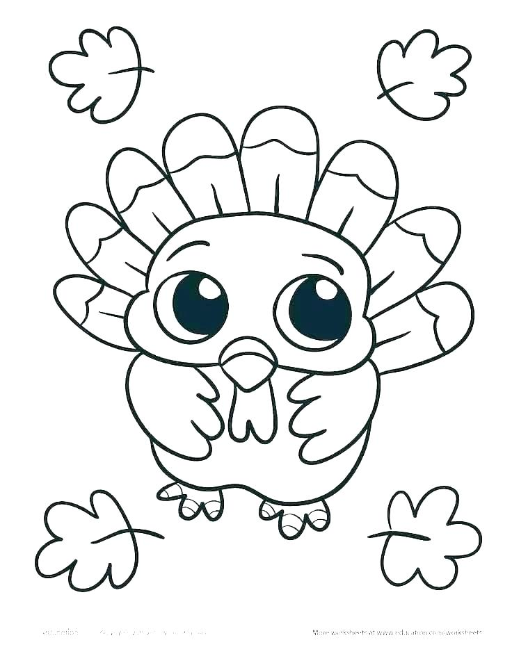 736x941 Free Turkey Coloring Page Turkey Color Sheets Best Turkey Coloring