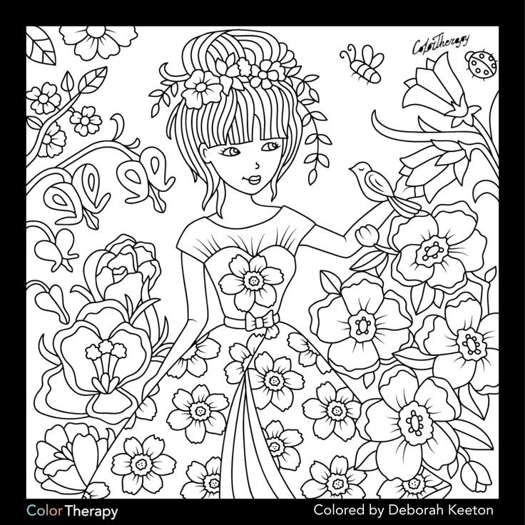 736x736 Free Therapy Coloring Pages Free Coloring Pages