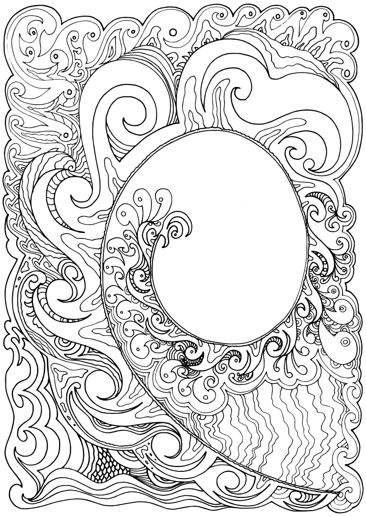 744x1052 Therapeutic Coloring Pages Therapy Coloring Pages To Download