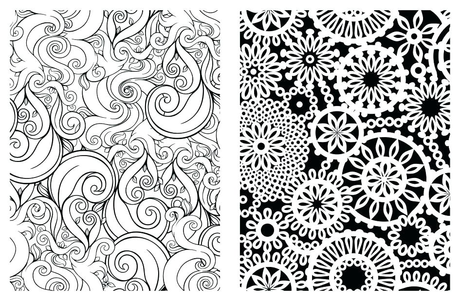 945x619 Therapy Coloring Pages Coloring Page Art Therapy Relaxation