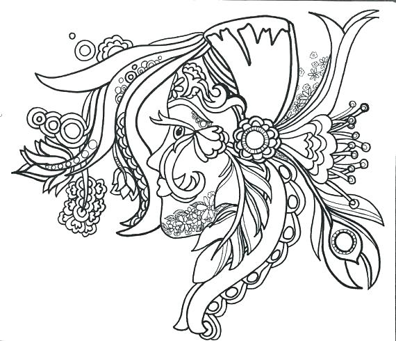 570x490 Art Therapy Coloring Pages Therapeutic Coloring Sheets Art Therapy