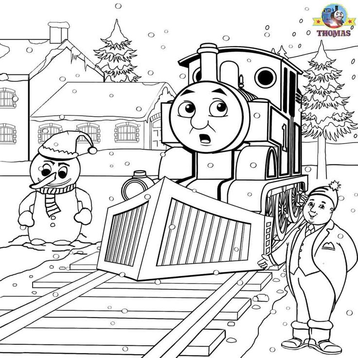Free Thomas And Friends Coloring Pages at GetDrawings.com ...