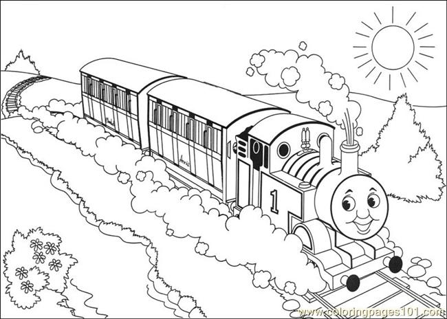 Free Thomas And Friends Coloring Pages at GetDrawings.com | Free for ...