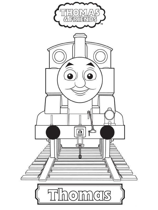 600x794 Thomas Friends Coloring Pages