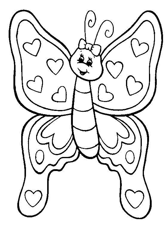 Free Valentine Coloring Pages For Preschoolers at ...