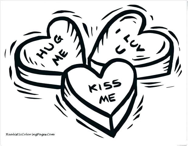 Free Valentines Day Coloring Pages at GetDrawings | Free ...