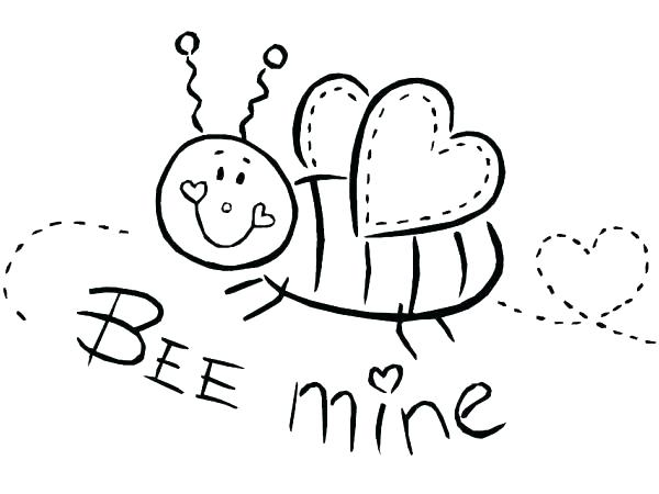 600x450 Preschool Valentine Coloring Pages Valentine Coloring Pages