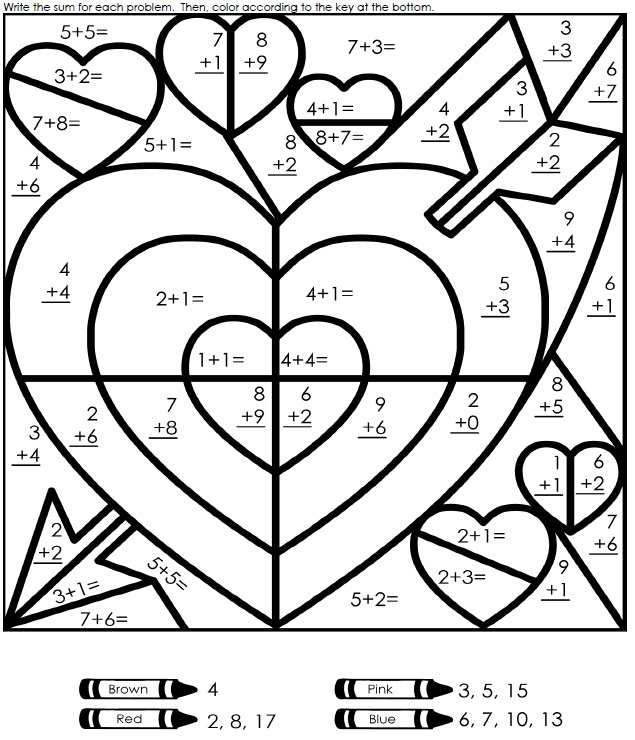 Free Valentines Day Coloring Pages at GetDrawings.com | Free ...