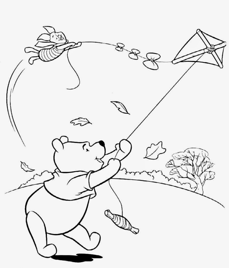 Free Weather Coloring Pages