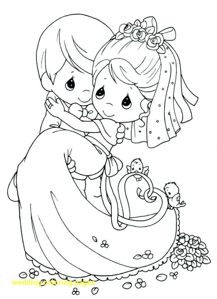 Free Wedding Coloring Pages at GetDrawings.com | Free for personal ...