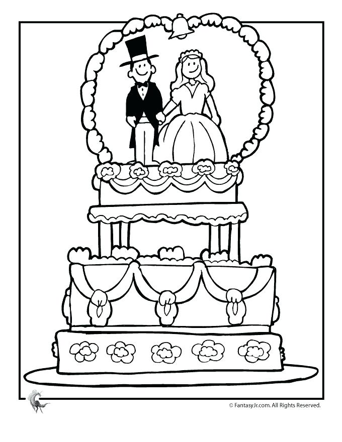 Free Wedding Coloring Pages To Print at GetDrawings.com | Free for ...