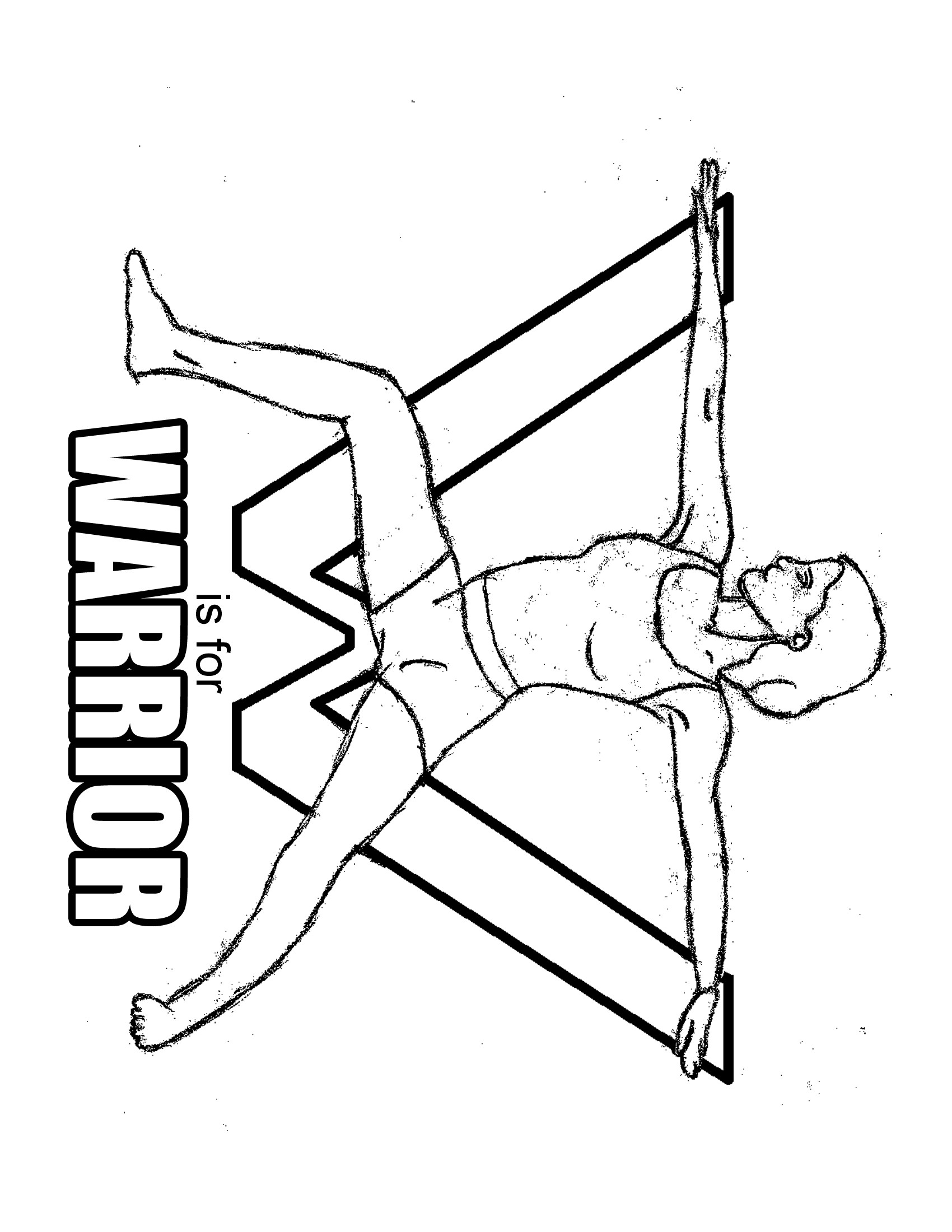 Free Yoga Coloring Pages At Getdrawings Com Free For