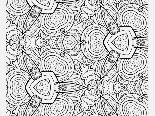 640x480 Easy Adult Coloring Pages Photo Zen And The Colored