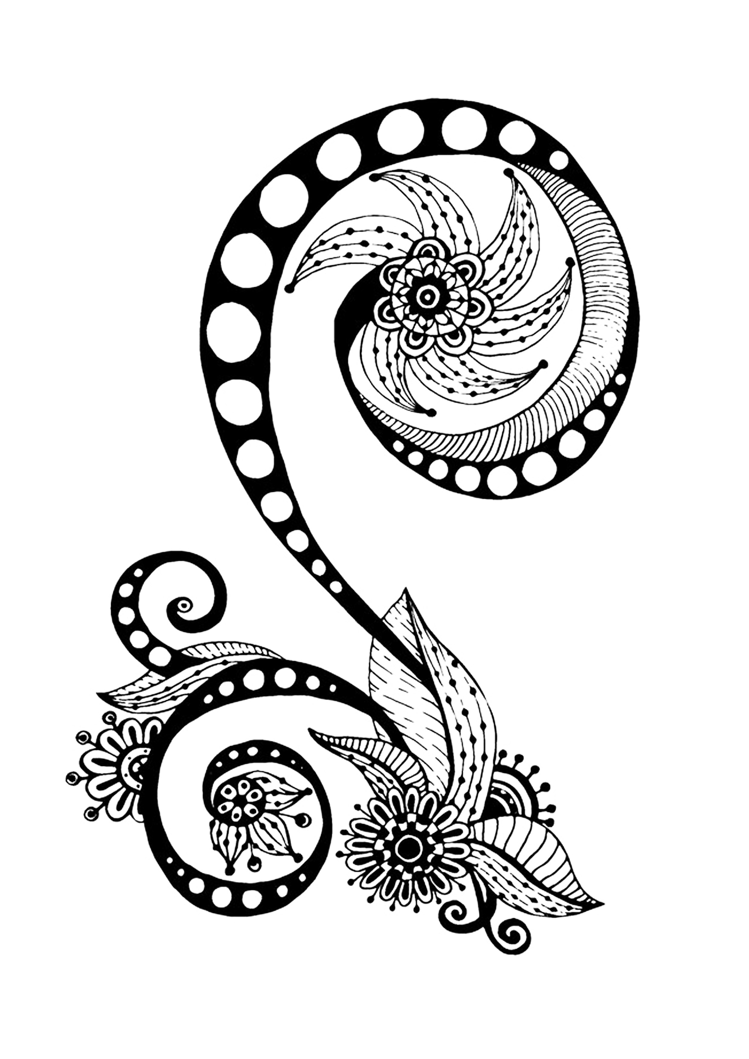 Free Zen Coloring Pages At Getdrawings Com Free For Personal Use