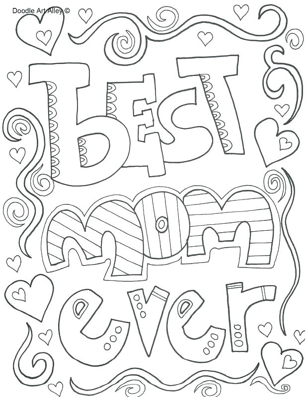 618x800 Doodling Coloring Pages Advanced Coloring Pages Doodles Coloring