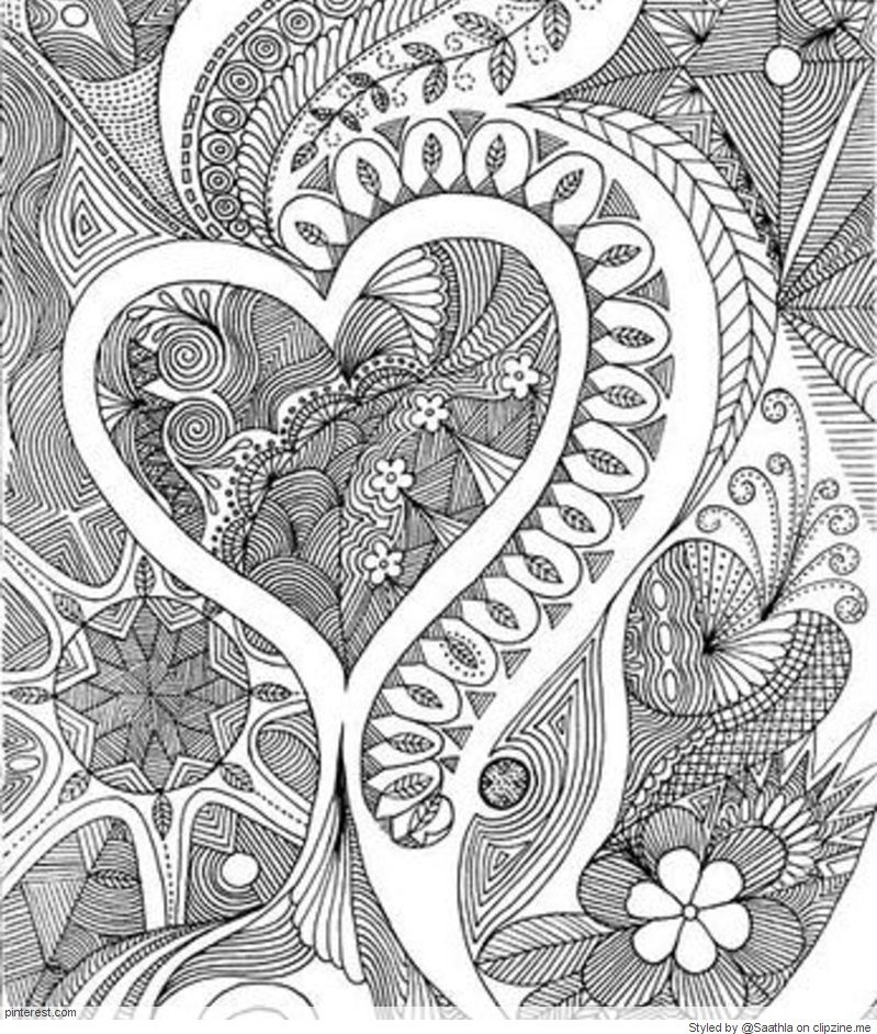 799x942 Zendoodle Free Patterns Zentangle Zendoodle Patterns