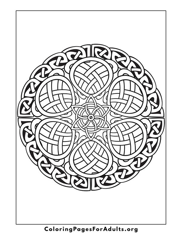 612x792 Free Coloring Pages For Adults