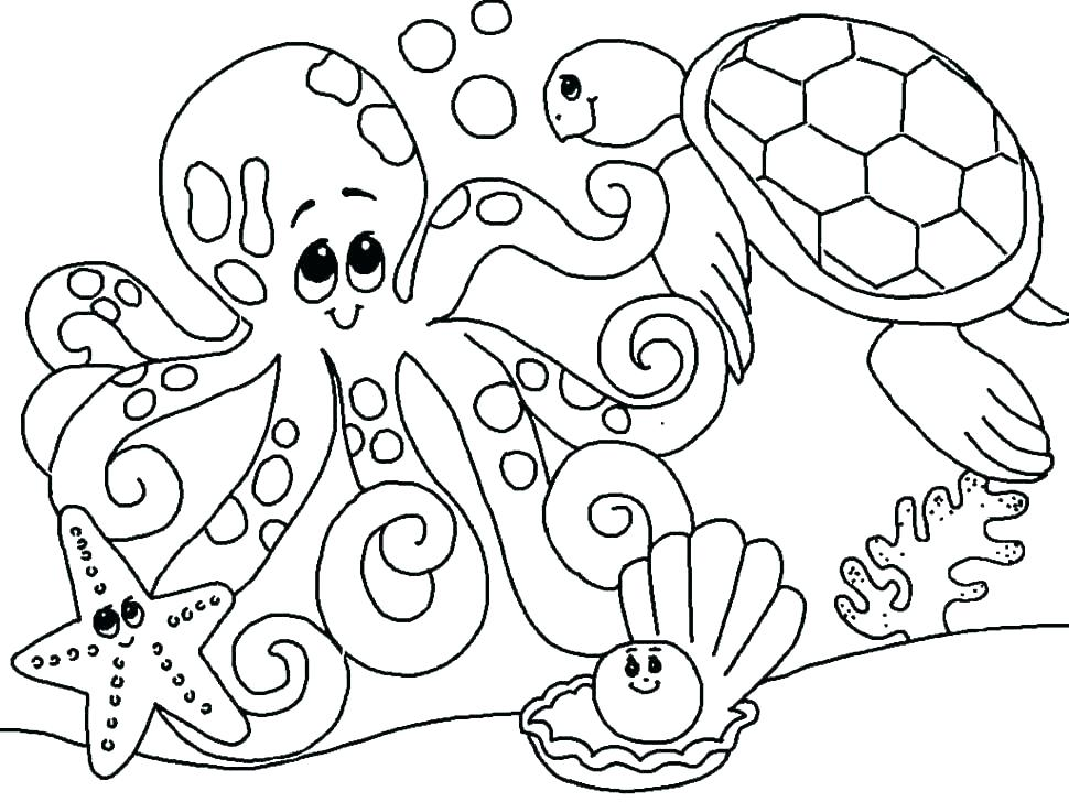 Free Zoo Animal Coloring Pages At Getdrawings Free Download