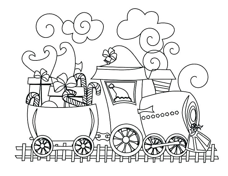 736x568 Freight Train Coloring Pages Train Coloring Pictures Train
