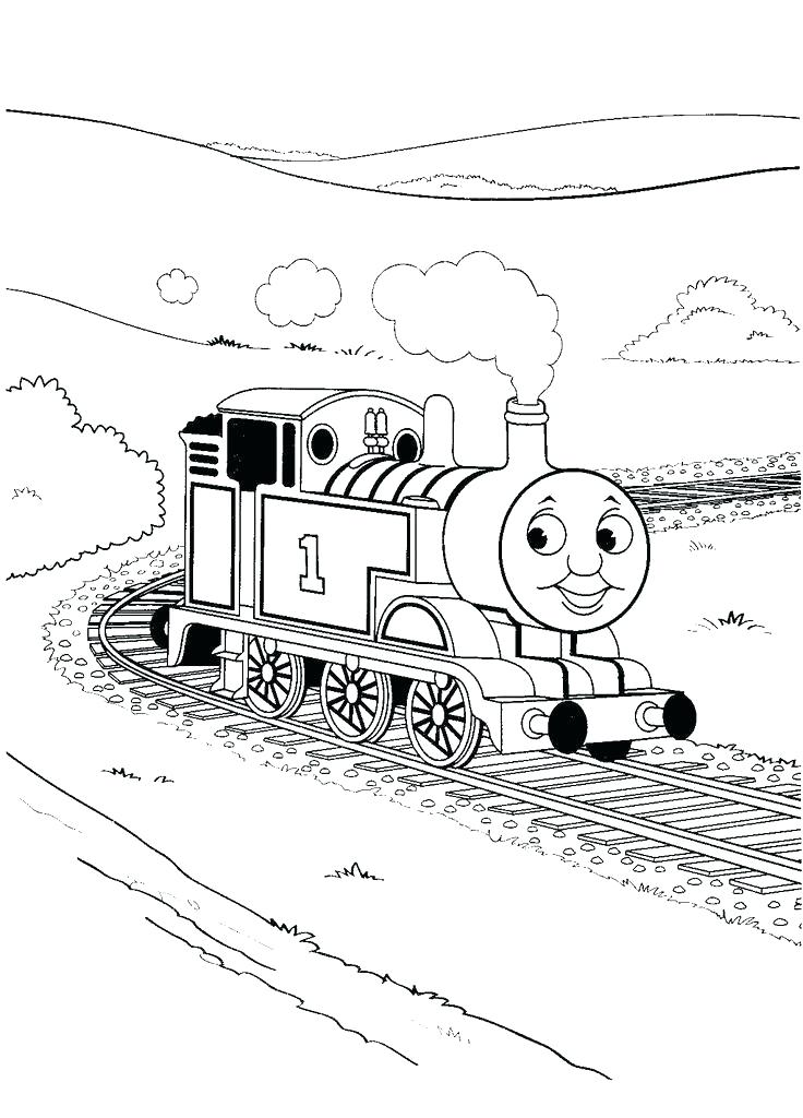 Freight Train Coloring Pages at GetDrawings.com | Free for personal ...