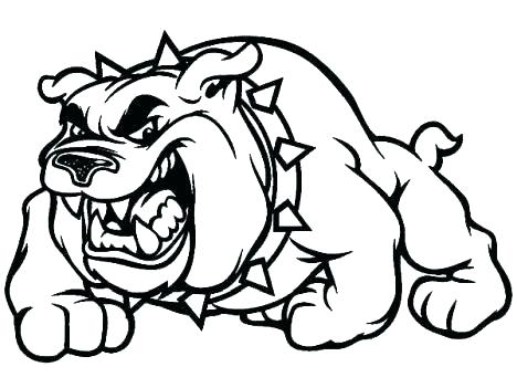 468x351 French Bulldog Coloring Sheets Dog I Artist Coloring Pages Online