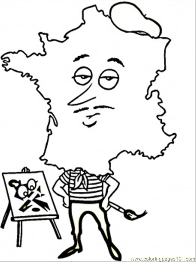 650x871 French Christmas Coloring Pages Coloring Pages French Coloring